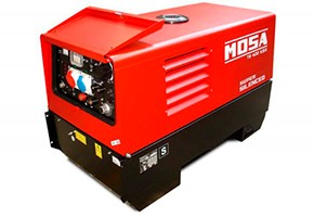Сварочный генератор Mosa TS400 10.4 кВт