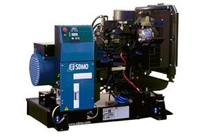 Дизельный генератор Kohler-SDMO J44K