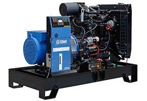Трёхфазный дизельный генератор KOHLER-SDMO J88K