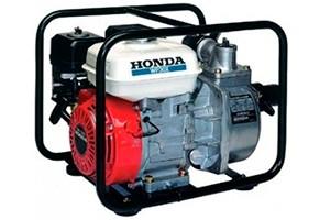 Мотопомпа для грязной воды Honda WP30X