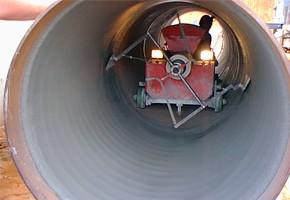 Нанесение цементно-песчаного или минерально-полимерного покрытия